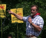 Robert F. Kennedy Jr at March on Blair Mountain