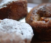 apple butter doughnut muffin 1