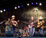 MerleFest is featured on the trail. Photo provided by Wilkes County Chamber of Commerce.