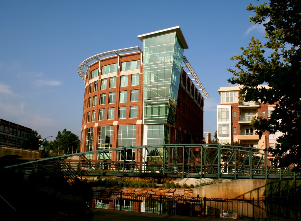 Greenville, South Carolina. Photo by dustinphillips on Flickr.