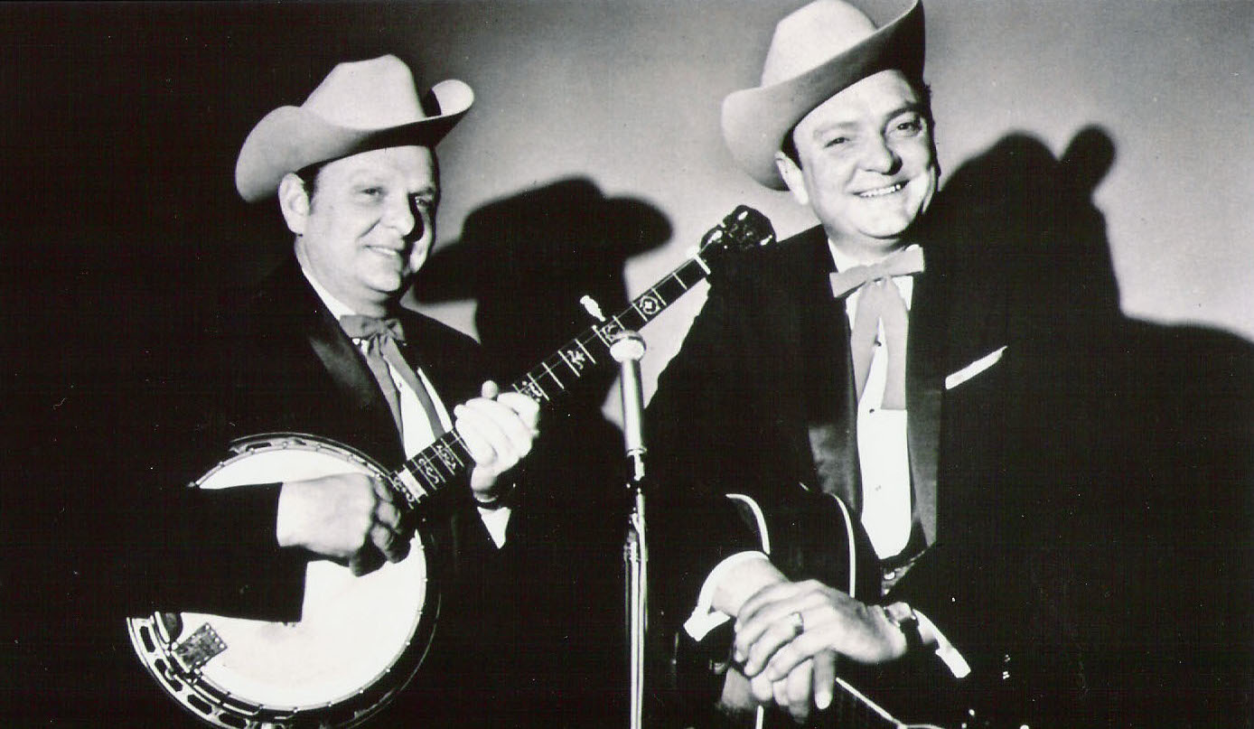 The Stanley Brothers Stanley Brothers Country Folk Music Spotlight