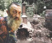 "Famous moonshiner Popcorn Sutton called his way of talking ""hillbilly style."" Photo courtesy of Neal Hutcheson on Flickr."