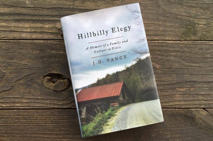 Image result for hillbilly elegy